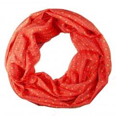 Snood Bastille rosso