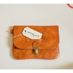 Pochette Lucas natural