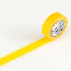 Nastro Masking Tape yellow