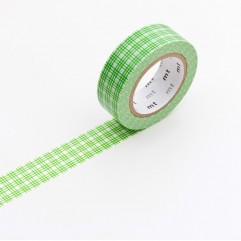 Nastro Masking Tape petit écolier green
