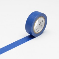 Nastro Masking Tape blue denim