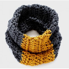 -30% Snood Margot Senape