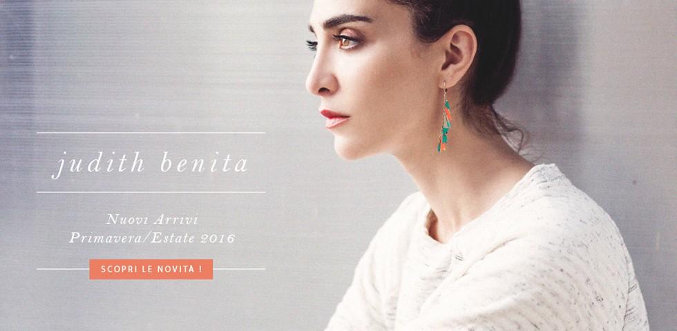 Novità  P/E 2016 Judith Benita