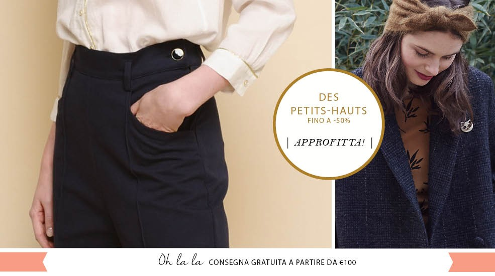 Des Petits Hauts, scopri i nuovi arrivi per l'autunno 2018 !