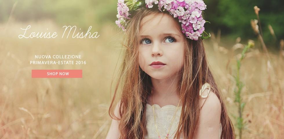 Scopri la nuova collezione Louise Misha , consegna gratuita da 100€!