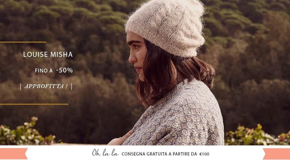 Scopri la nuova collezione Autunno-Inverno 2018 ! Consegna Gratuita da 100€