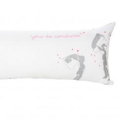 -50% Cushion  bataille de polochons  pink