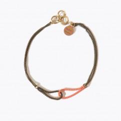 Bracelet Season B peach