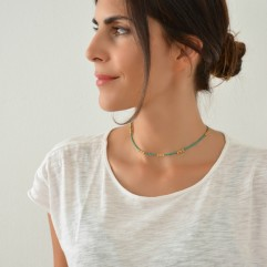 -30% Necklace Oregon Green Nk3
