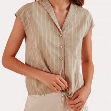 -50% Top Valleo Stripes