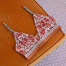 Reggiseno May Bohemian Flowers