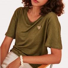 Maglietta Halifa Verde Prato