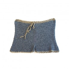 Maxime Silver Short pants