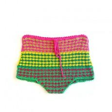 Pantaloncini Squares
