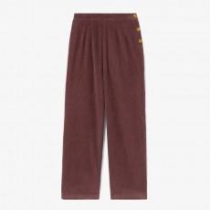 Pantaloni Beatriz Aubergine