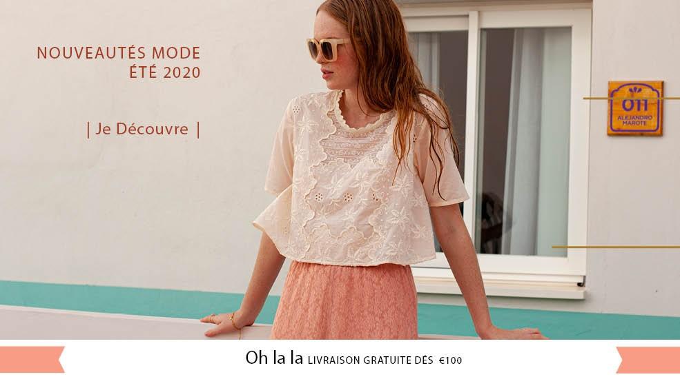 Les nouveautés Louise Misha Été 2020 sont en ligne !