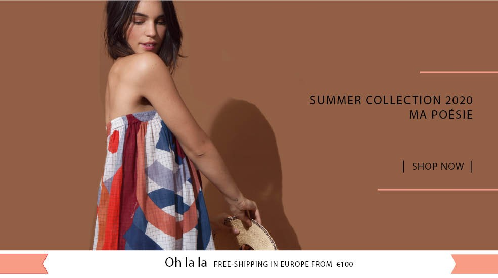 Get prepared for summer holidays ! Discover our swimsuits, bikini and Pareo.