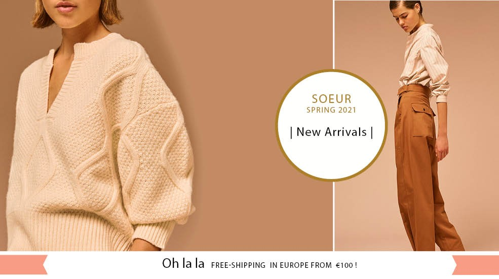 Discover the Spring Summer Collection Soeur !